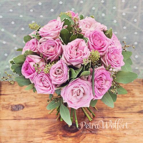 Juliet Capulet, kytica ruží
