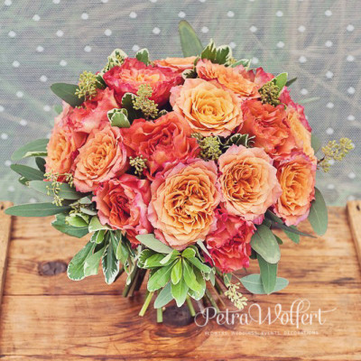 Anna Karenina, kytica ruží