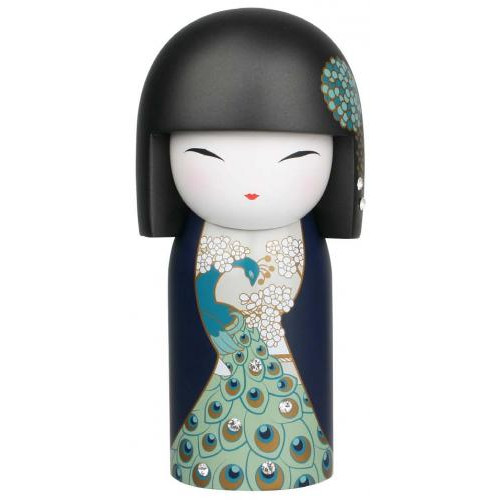 Bábika s kryštálmi Swarovski