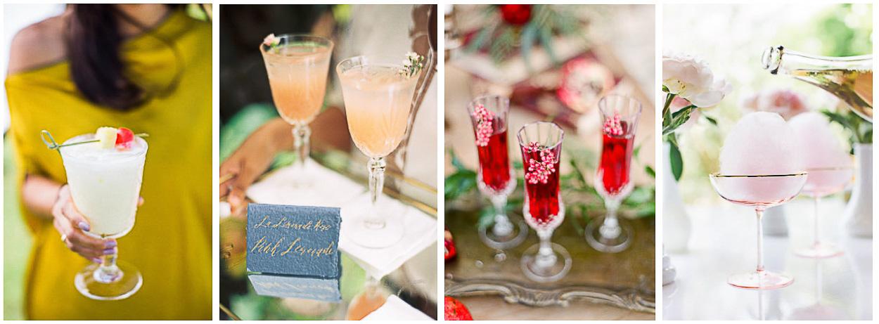 Svadobné drinky, Petra Wolfert