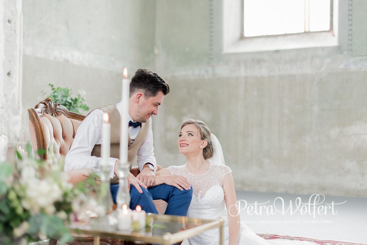 Svadba, Janka a Akoš, Petra Wolfert