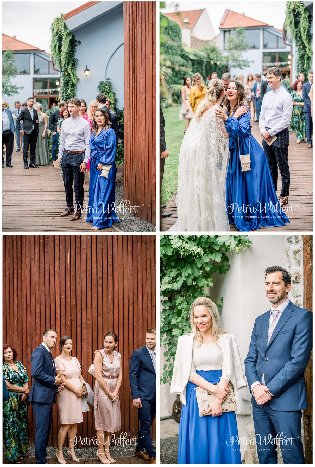 Svadba, Nina a Michal, Petra Wolfert
