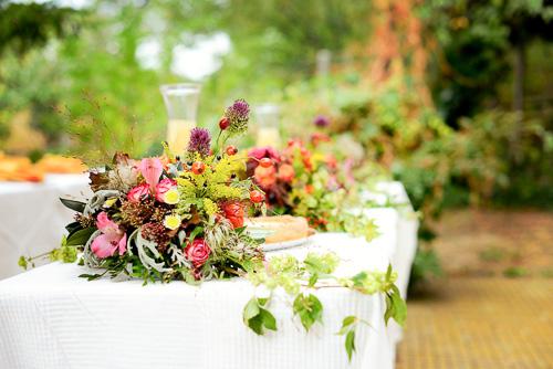 Párty, firemné večierky - kvety a dekorácie, Petra Wolfert